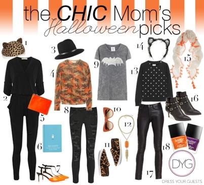 Chic Halloween Costumes