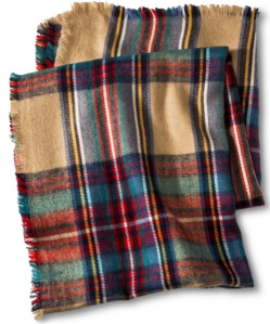 My Favorite Things - Oversized Plaid Scarf