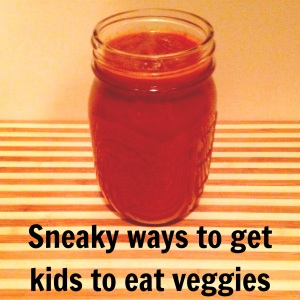Sneaky ways to get kids to eat vegetables